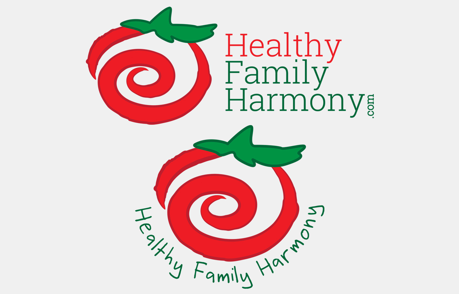 Healthy Family Harmony logo