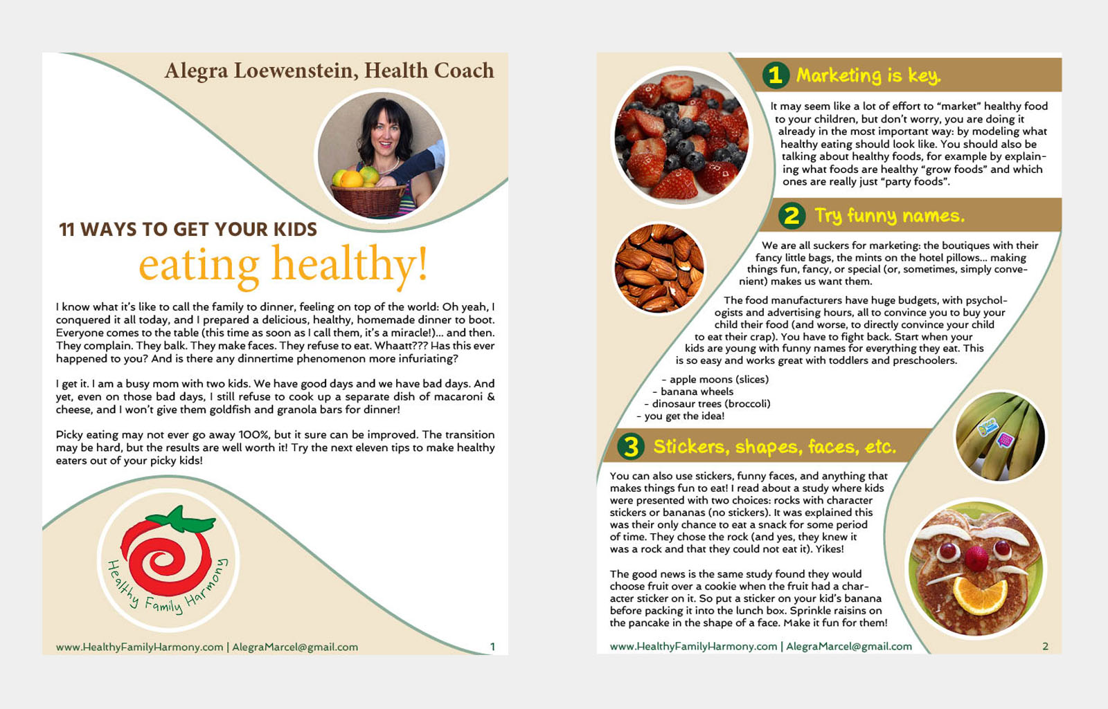 Healthy Family Harmony Tips PDF