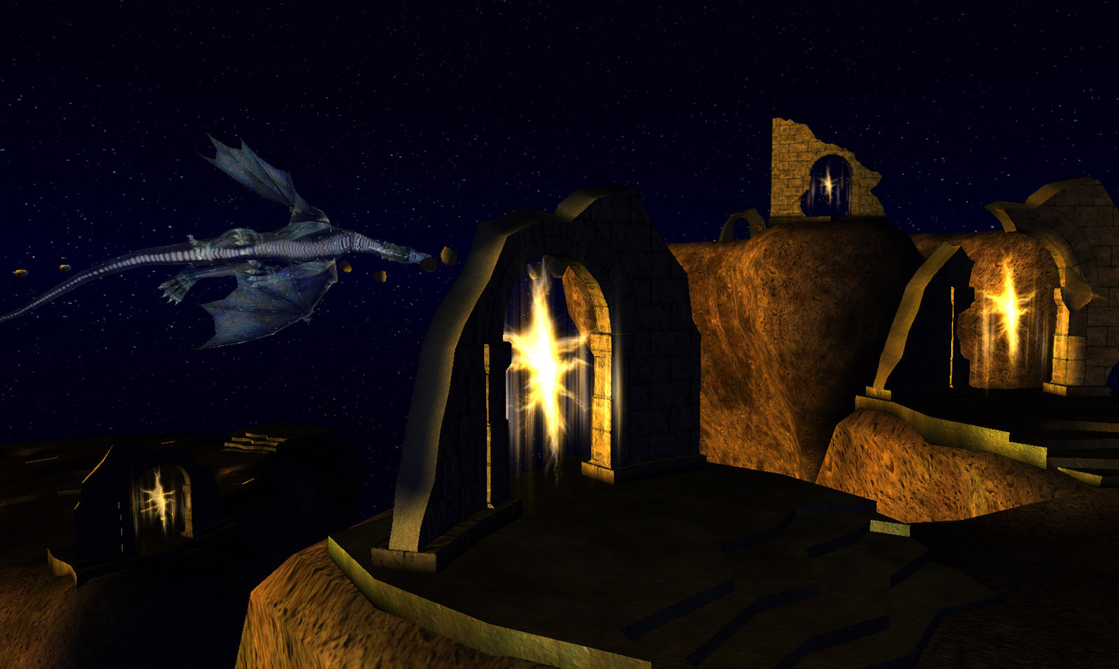 The Void zone from <em>EverQuest: Seeds of Destruction </em>expansion